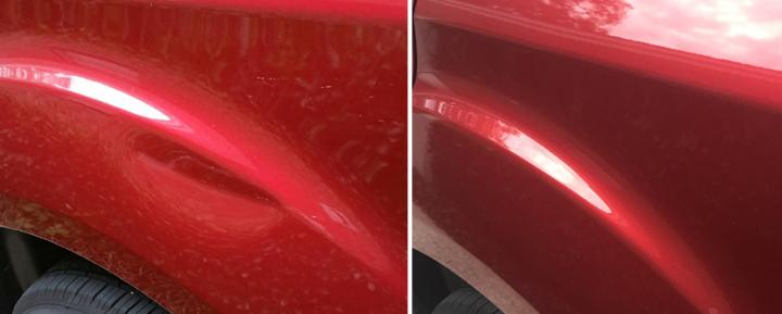 Etiler Boyasız Göçük Düzeltme Vakumlu Kaporta Çektirme Mini Onarım