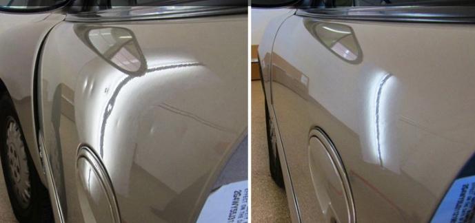 Beyoğlu Boyasız Göçük Düzeltme Vakumlu Kaporta Çektirme Mini Onarım